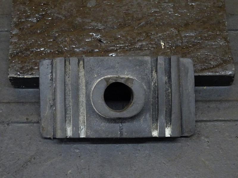 【210706】CBR250RR(MC22-1100)■ タンクマウントラバーセット_画像2