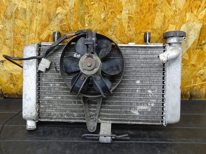 【210706】CBR250RR(MC22-1100)■ ラジエーター ラジエーターコア ラジエーターファン ラジエター ステー_画像3