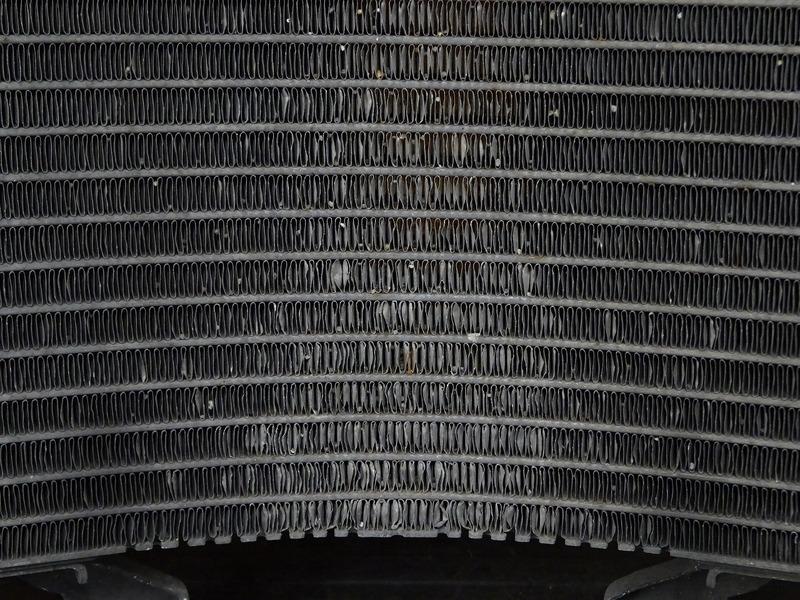 【210712】GSX-R1000 '03■ ラジエーター ラジエーターコア ラジエーターファン ラジエター ラジエーターホース 【K3 ※検:K4_画像3