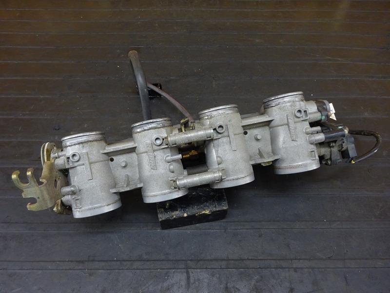 【210712】GSX-R1000 '03■ スロットルボディ インジェクター インジェクション 【K3 ※検:K4_画像8