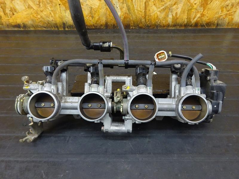 【210712】GSX-R1000 '03■ スロットルボディ インジェクター インジェクション 【K3 ※検:K4_画像4