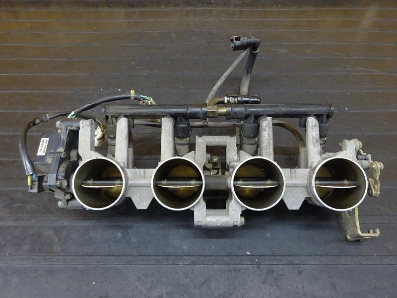 【210712】GSX-R1000 '03■ スロットルボディ インジェクター インジェクション 【K3 ※検:K4_画像2