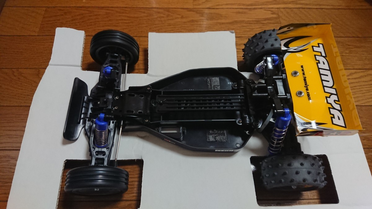 XB サンドバイパー DT-02 タミヤ  XB完成品 新品取り外し品