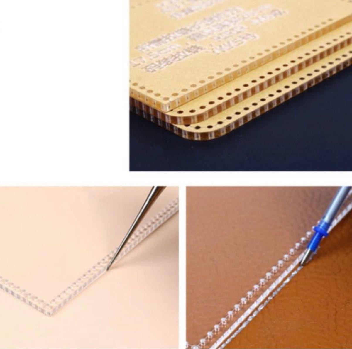 値下げ【レザークラフト】キーケース アクリル型 ハンドメイド 手作り オリジナル 革小物 レザー 革キーケース