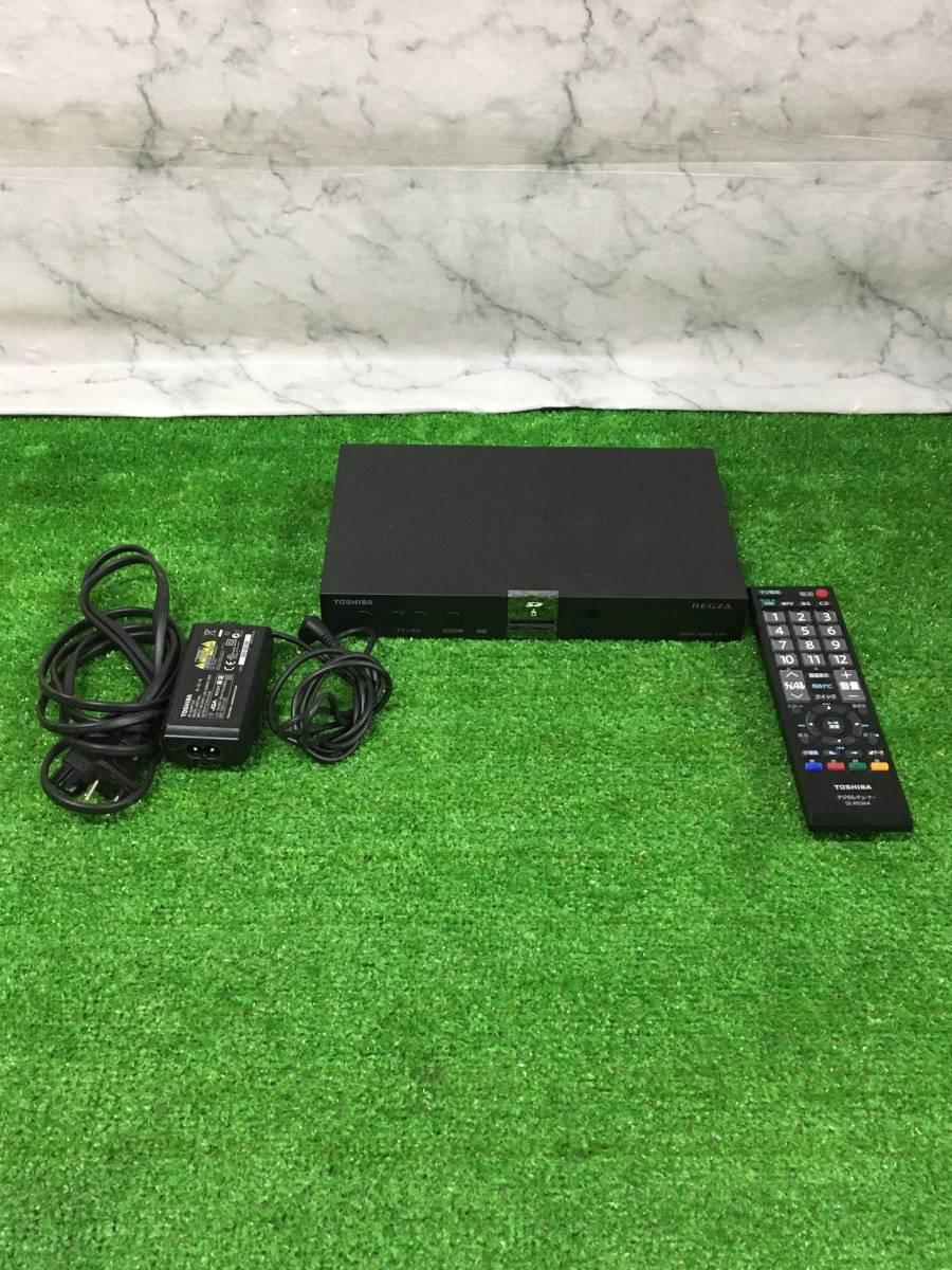 TOSHIBA 東芝 REGZA デジタルチューナー D-TR1 地上 BS 110度 CS デジタルハイビジョンチューナー コンパクト 2010年製 1-32_画像1