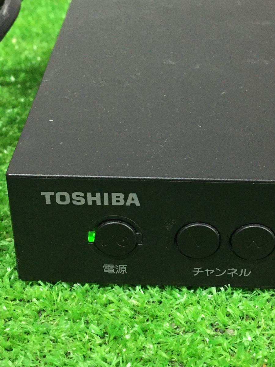 TOSHIBA 東芝 REGZA デジタルチューナー D-TR1 地上 BS 110度 CS デジタルハイビジョンチューナー コンパクト 2010年製 1-32_画像9