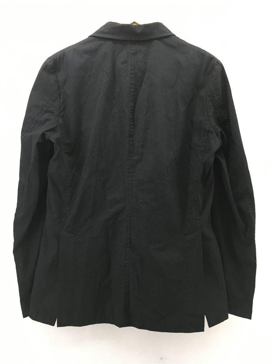 Vaporize◆テーラードジャケット/M/コットン/ブラック/黒/VA-03051011_画像2