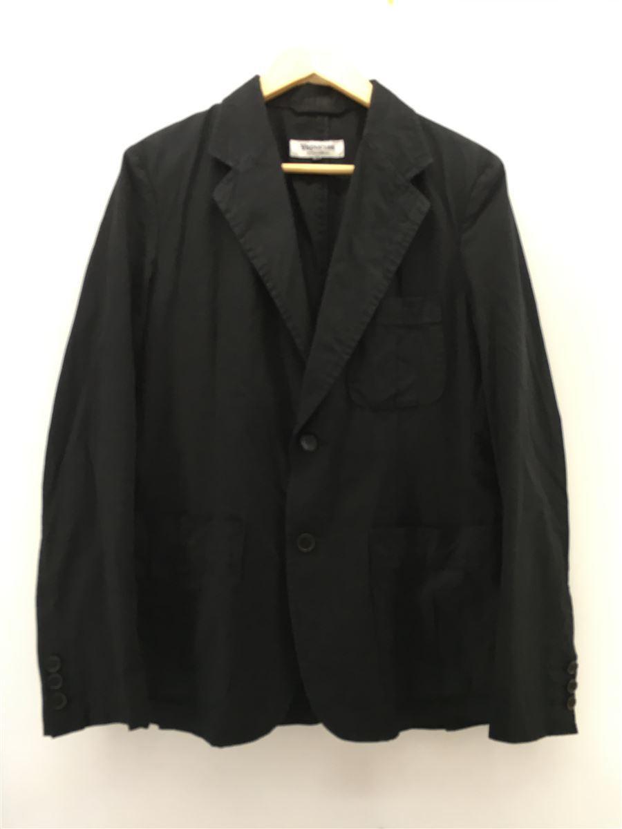 Vaporize◆テーラードジャケット/M/コットン/ブラック/黒/VA-03051011_画像1
