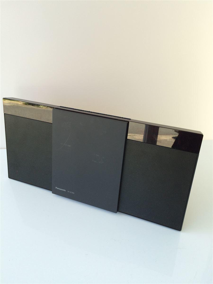 Panasonic◆コンポ SC-HC300-K [ブラック]_画像1