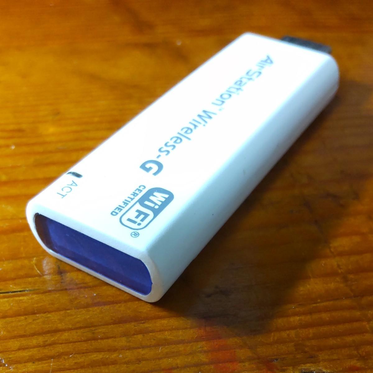 BUFFALO 無線LAN USBアダプタ