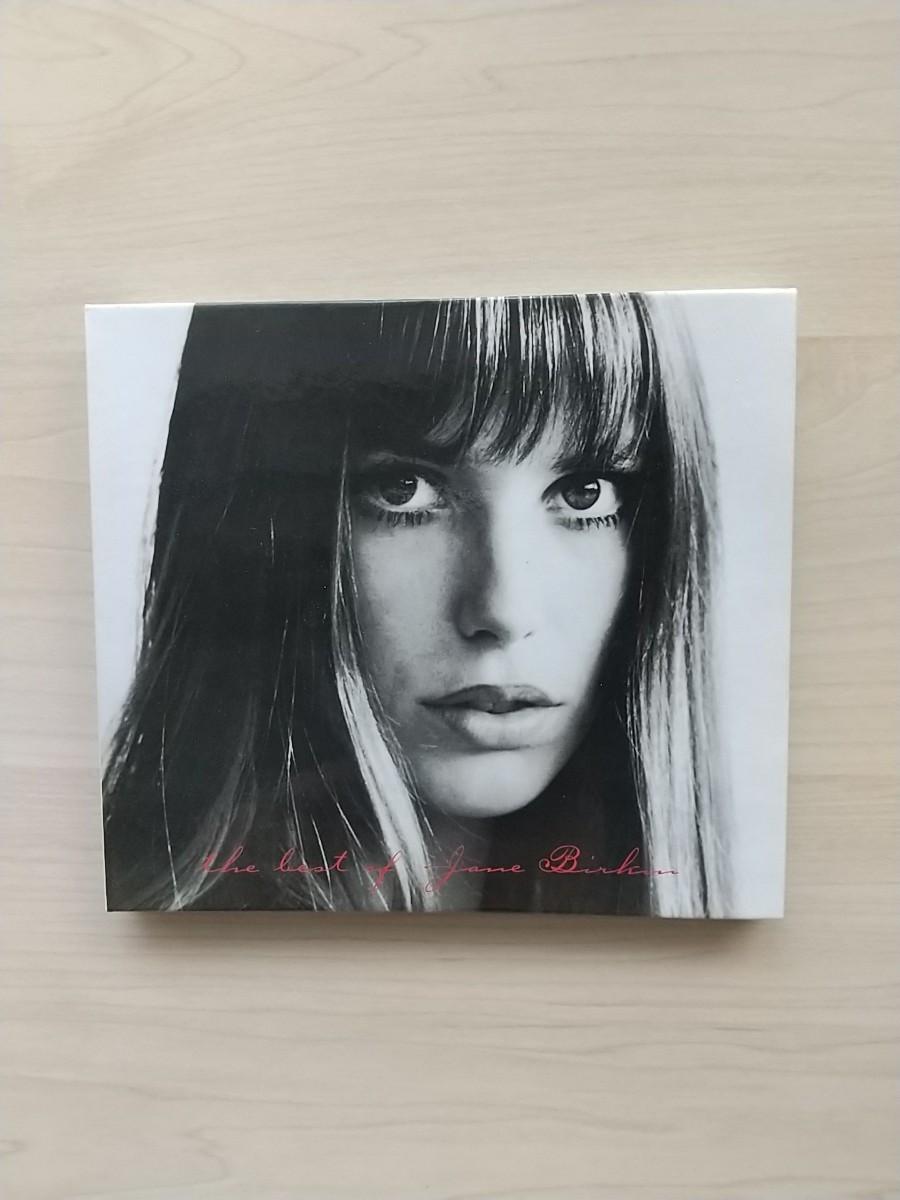 CD ザ ベスト オブ ジェーン バーキン