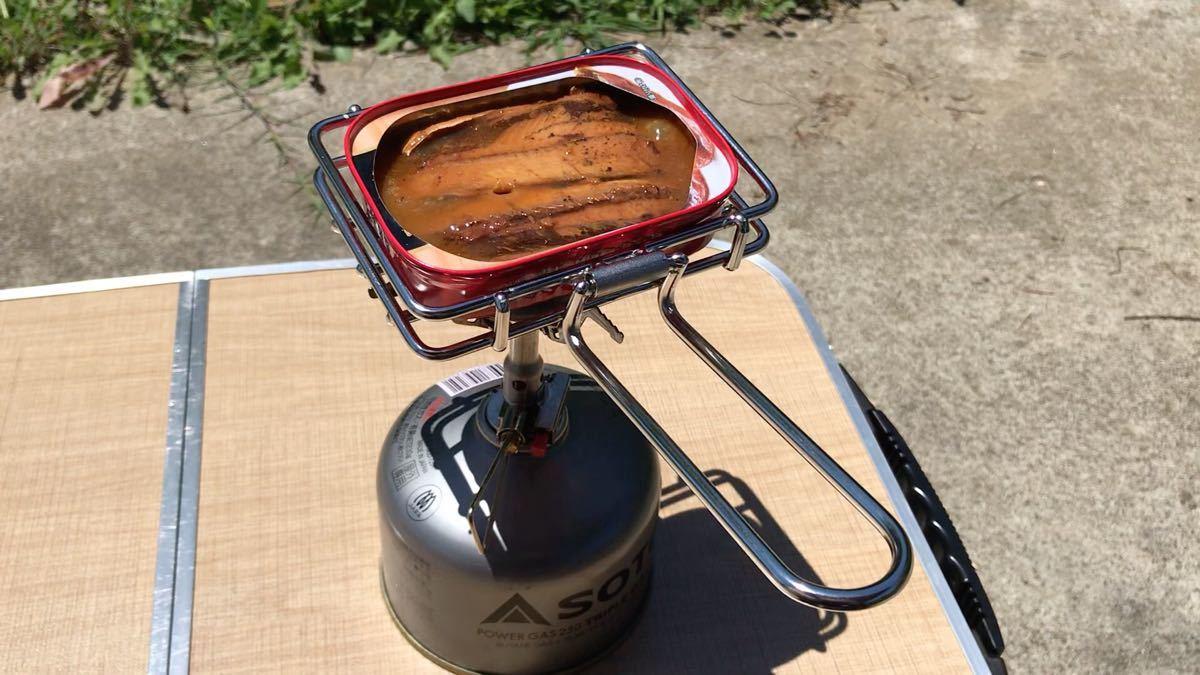 DIY 禁断のキャンプギア 缶詰fire