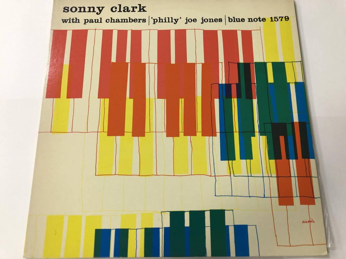 Sonny Clark Trio キング再発盤 78年 BLUE NOTE_画像1