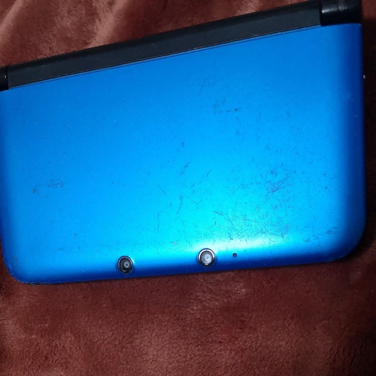 本体 ニンテンドー3DS LL メタリックブルー