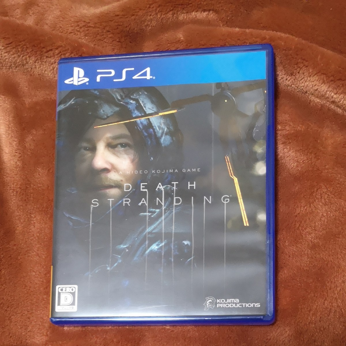 PS4 death stranding デス ストランディング
