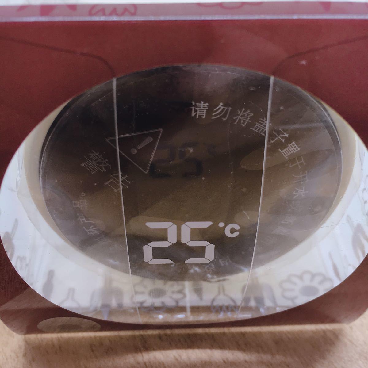 ムーミン 温度表示付 ステンレスボトル マグボトル 集合 アイボリー 保温 保冷 大容量500ml