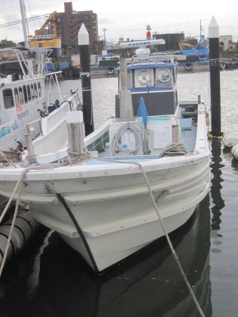 「漁船(共立レンジクラフト製)実寸13m」の画像1