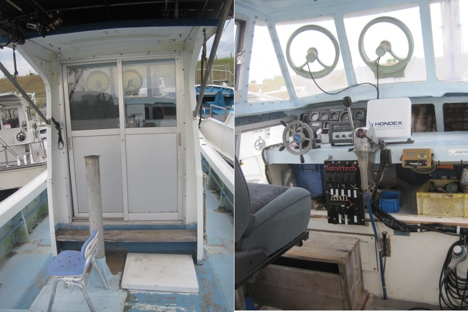 「漁船(共立レンジクラフト製)実寸13m」の画像3