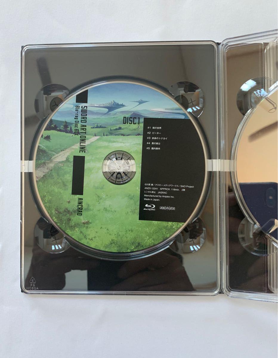 8月14日限定値下げ!ソードアート・オンライン Blu-ray Disc BOX完全生産限定版・6枚組