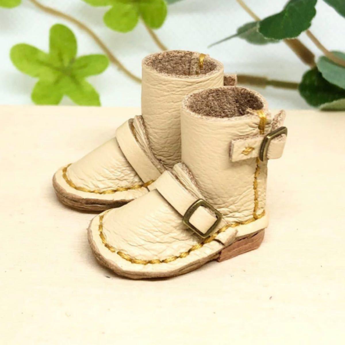 革細工 エンジニアブーツ miniature  boots.
