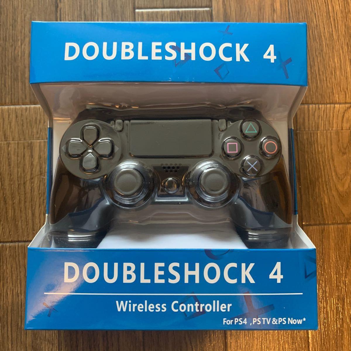PS4 プレステ4コントローラー 互換 ワイヤレス