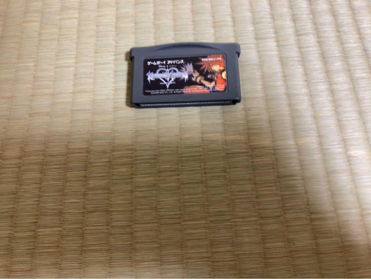 キングダムハーツ ゲームボーイアドバンス GBA