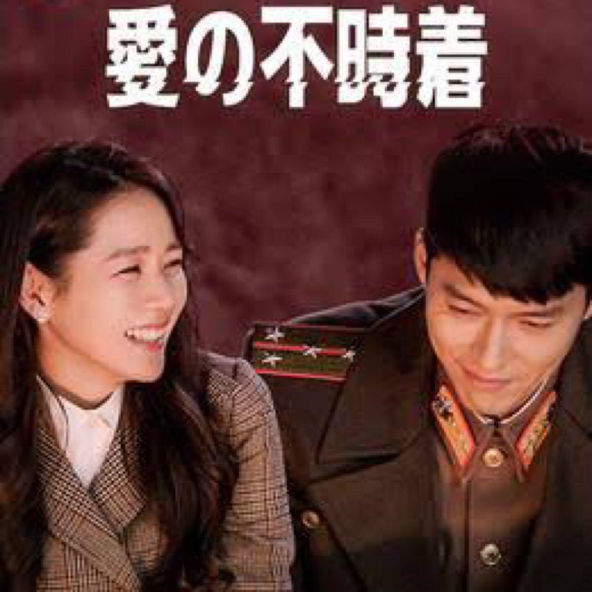 愛の不時着 DVD全話【レーベル印刷あり】 韓国ドラマ