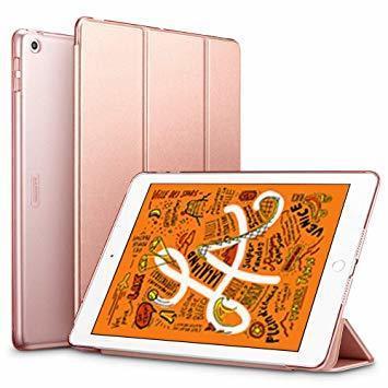 新品ESR iPad Mini 5 2019 ケース 軽量 薄型 PU レザー スマート カバー 耐衝撃 傷防止 クCL17_画像1