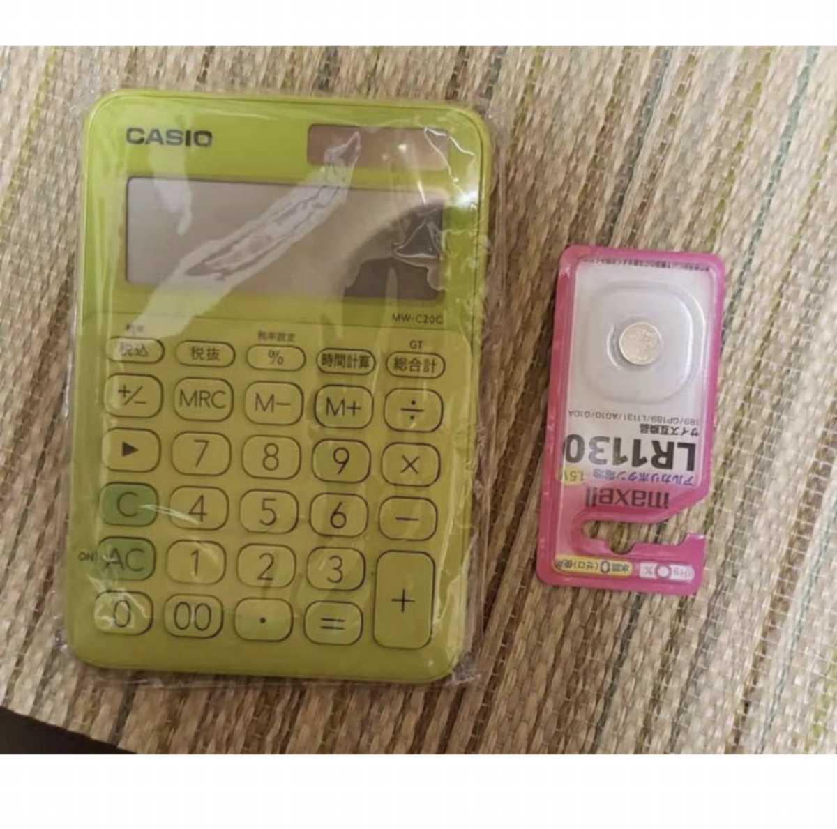 CASIO カシオ 電卓CASIO カシオ カシオ電卓 計算機