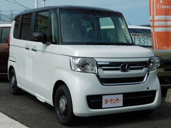 「N-BOX 660 L コーディネートスタイル 届出済未使用車」の画像1