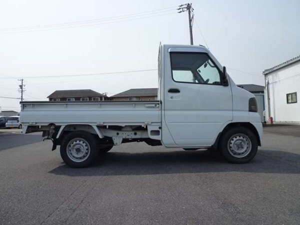 ミニキャブトラック 660 Vタイプ エアコン付_画像4