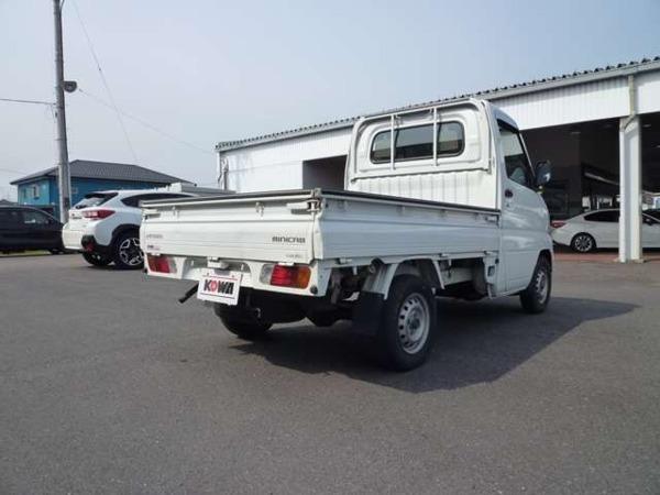 ミニキャブトラック 660 Vタイプ エアコン付_画像8