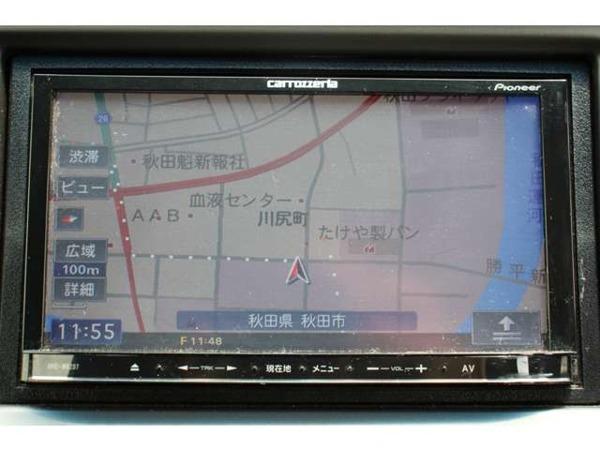 「フィット 1.3 G スマートセレクション スマートキー 社外ナビ TV ドアバイザー」の画像2