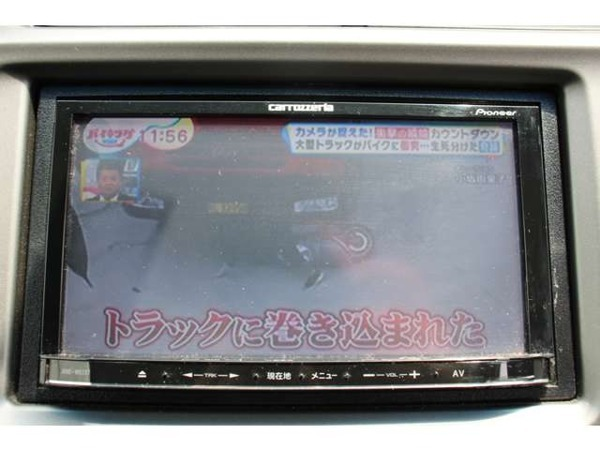 「フィット 1.3 G スマートセレクション スマートキー 社外ナビ TV ドアバイザー」の画像3