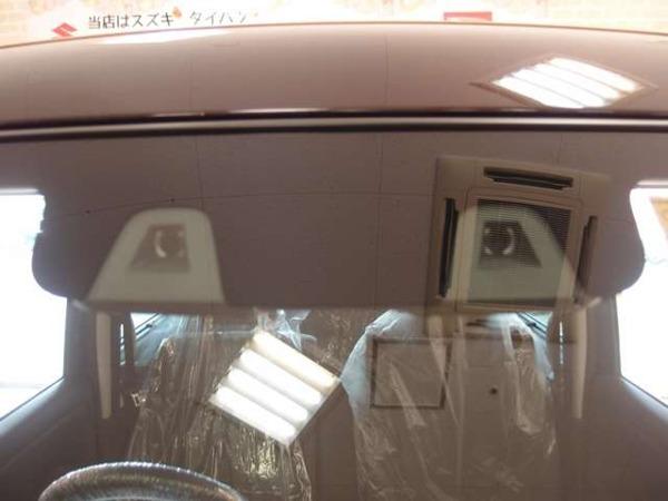 「スペーシア 660 カスタム ハイブリッド XS 4WD 届出済未使用車 LED プッシュスタート」の画像3
