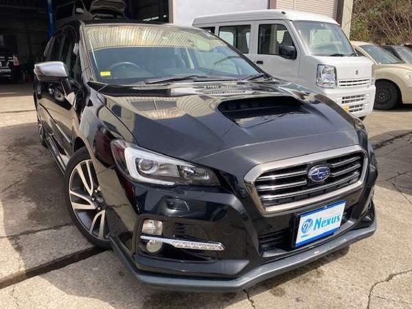 「レヴォーグ 1.6 GT-S アイサイト 4WD STIエアロ・新規車検整備付・本州仕入車」の画像3