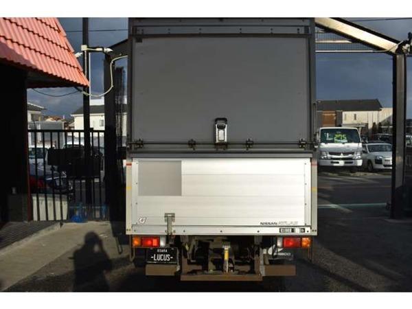 「アトラス 2.0 フルスーパーロー キッチンカー・移動販売車ベース」の画像3