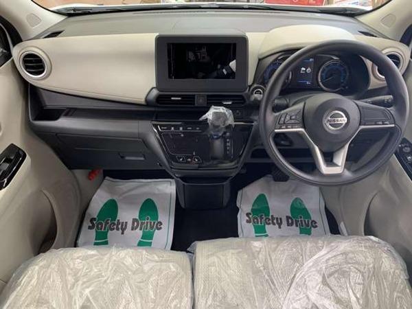 「デイズ 660 X 4WD スマートキー 衝突軽減ブレーキシステム」の画像3