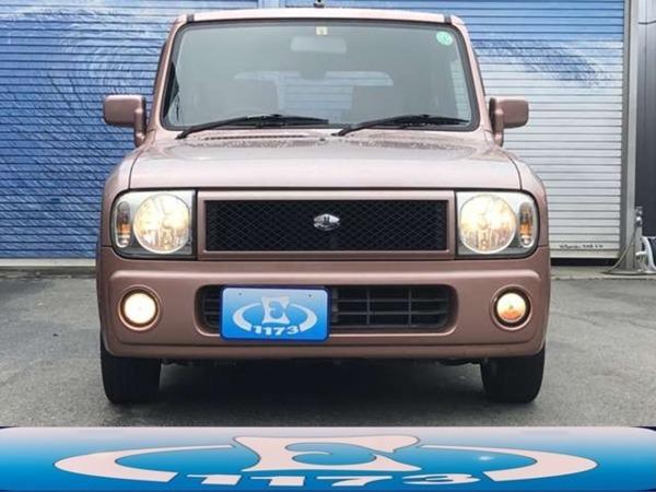 「アルトラパン 660 ターボ 車検R4/3月 キーレス CD アルミホイール」の画像1