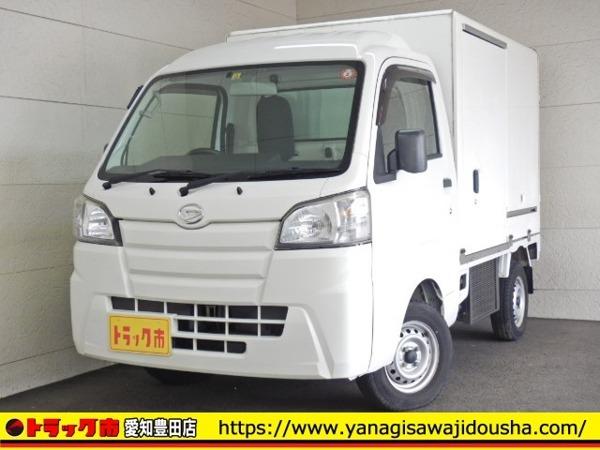 「ハイゼットトラック 中温冷凍車 -7℃ ETC 保証書 350kg 2人乗 AT」の画像1