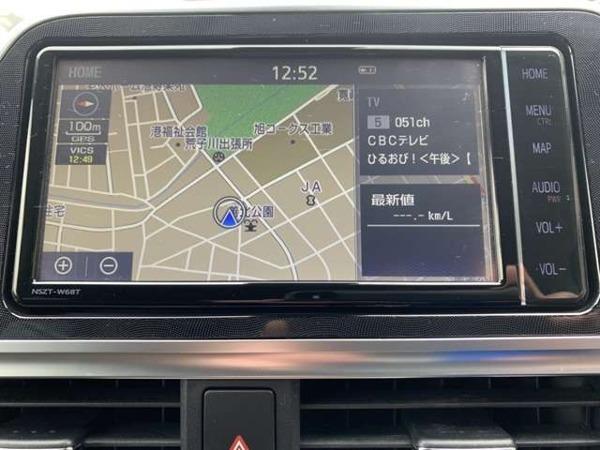 「シエンタ ハイブリッド 1.5 G メモリーナビ フルセグTV」の画像2