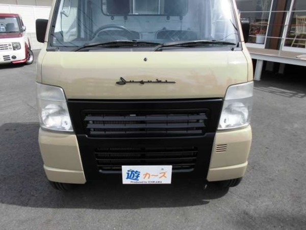 「キャリイ 660 KU エアコン・パワステ 3方開 遊カーズカスタムスタイル 軽トラ」の画像2