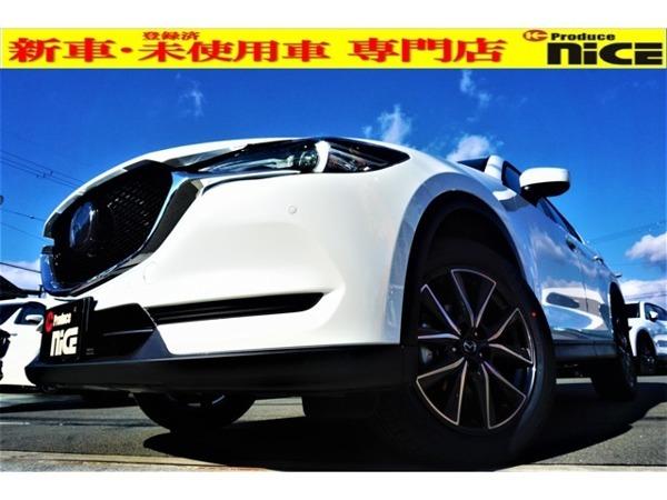 「CX-5 2.2 XD プロアクティブ ディーゼルターボ 新車 BOSE 全周囲カメラ・シートメモリー」の画像1