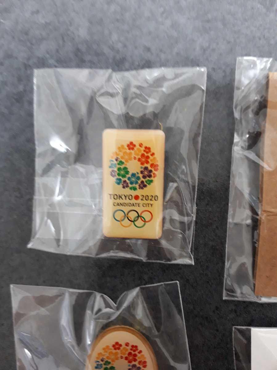 東京 オリンピック ピンバッチ ピンバッジ  2020 Galaxy ピンズ 4個セット 未使用