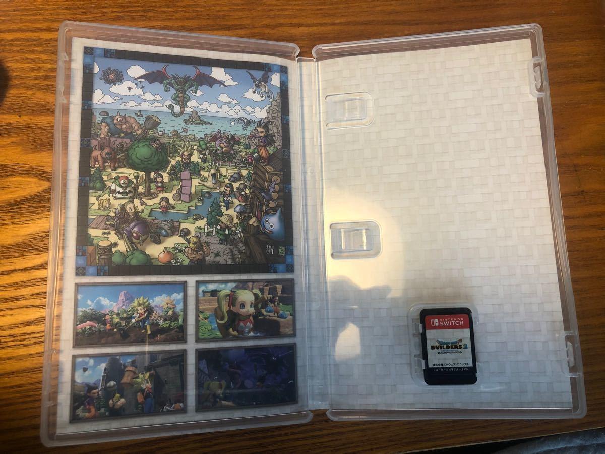 ドラゴンクエストビルダーズ2 Nintendo Switch スイッチ 美品
