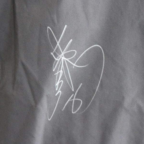 [チャリティ]福岡ソフトバンクホークス 東浜巨投手 ウォームアップシャツ(ビジター半袖)_画像3
