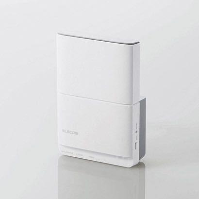 エレコム ELECOM WTC-1167HWH [無線LAN中継器 11ac 867+300Mbps ホワイト] 未使用品 《送料無料》
