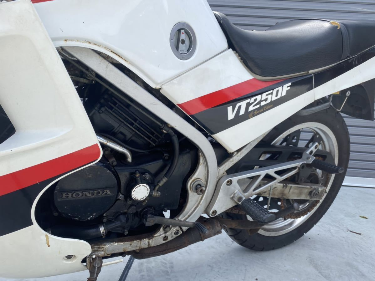 「ホンダ VT250FE インテグラ 旧車 限定車 VT250 HONDA MC08 売り切り」の画像3