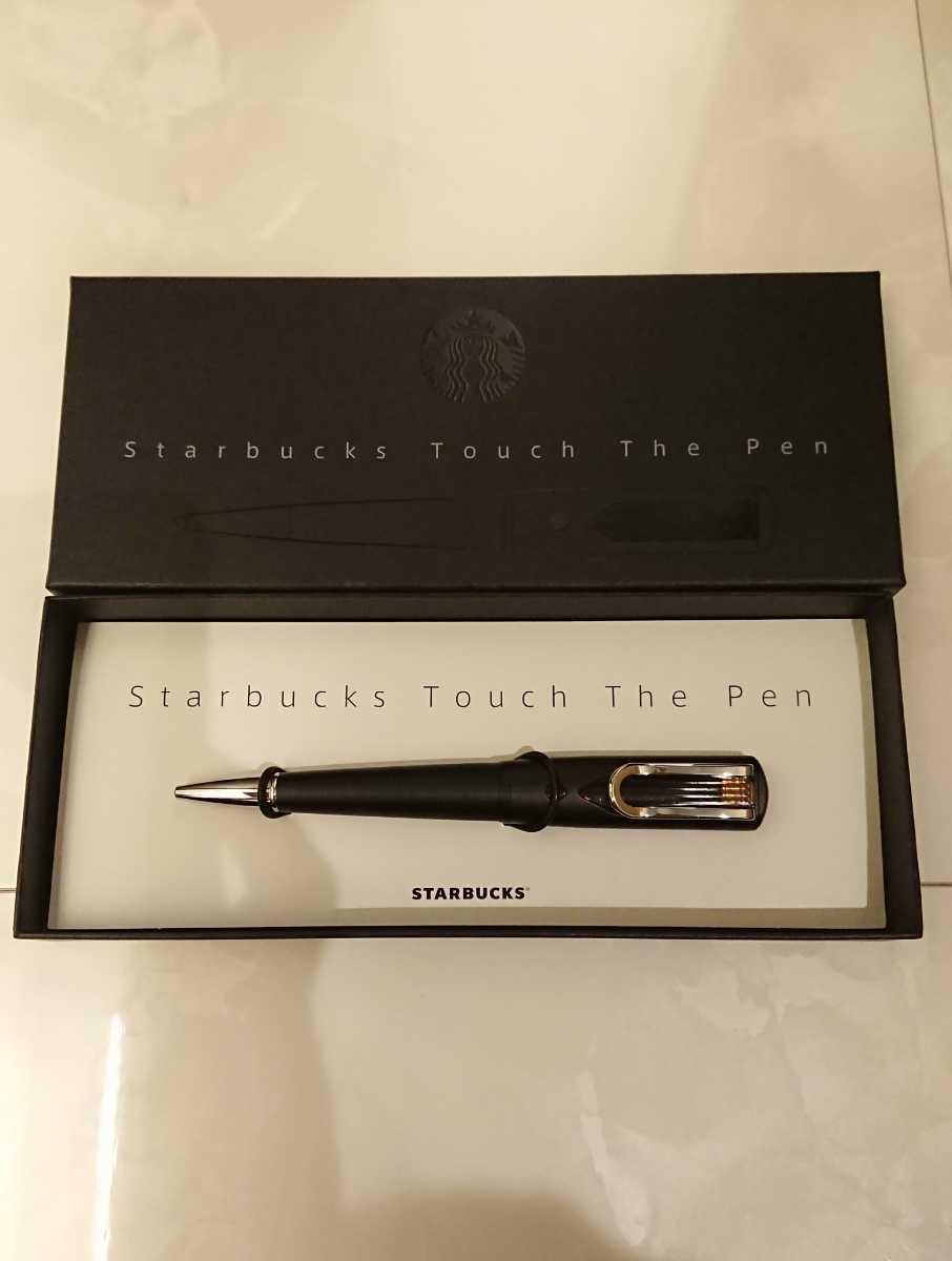 限定 スタバ ボールペン スターバックスコーヒー カード タッチペン ゼブラ スターバックス コーヒー カード お財布 携帯 文具 ペン 新品 _画像1