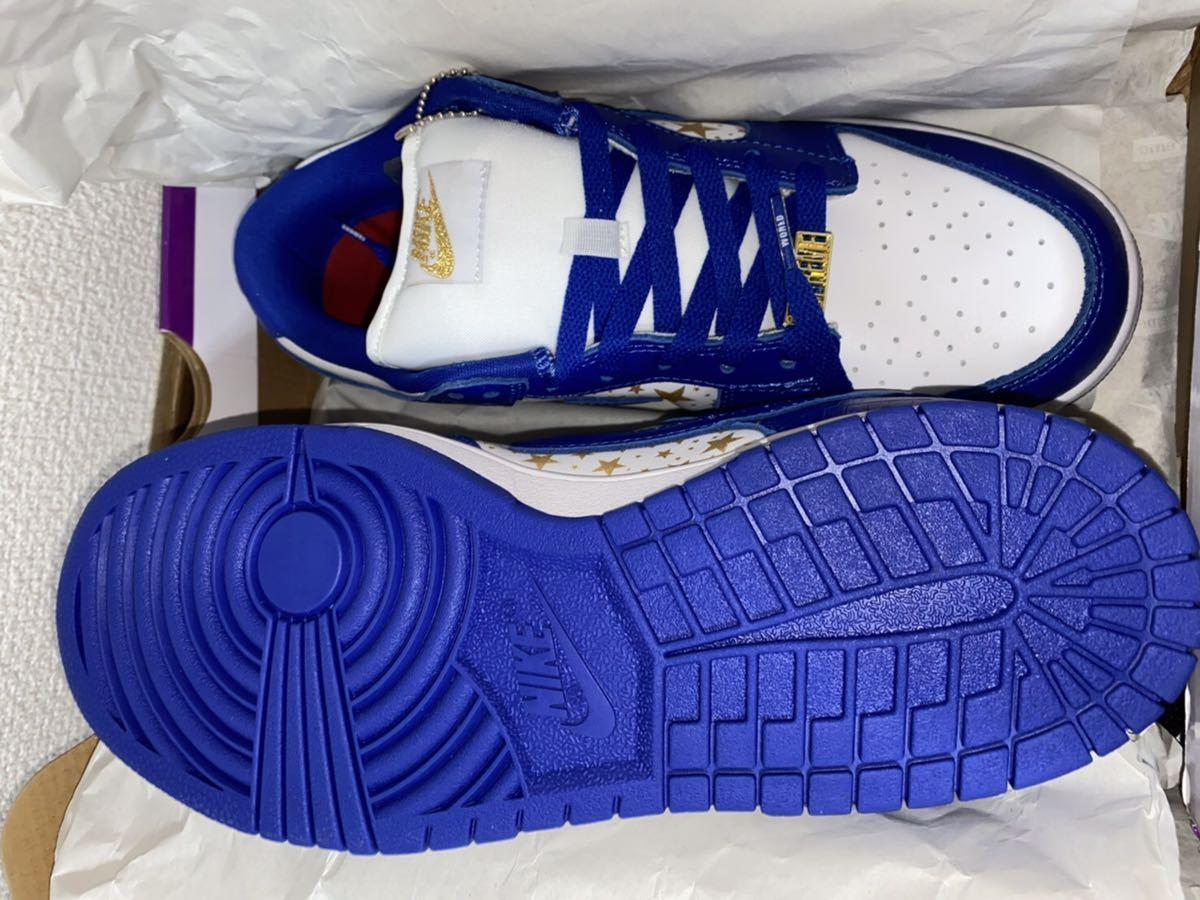 Supreme Nike sb dunk low Blue_画像9